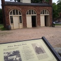 """The story of the fire-engine house """"The John BrownFort"""""""