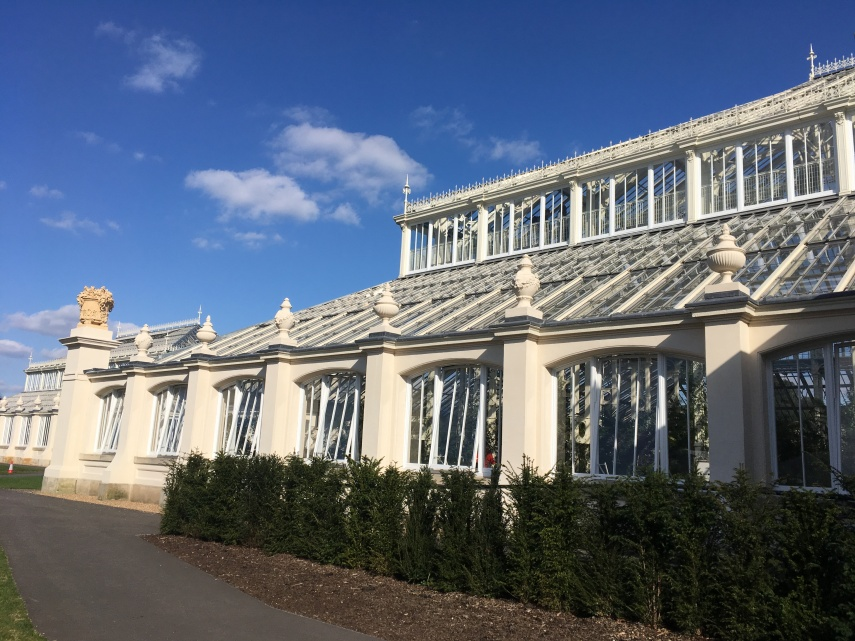 Temperate House opened 1863