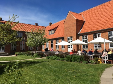The main building of the Skagen Museum