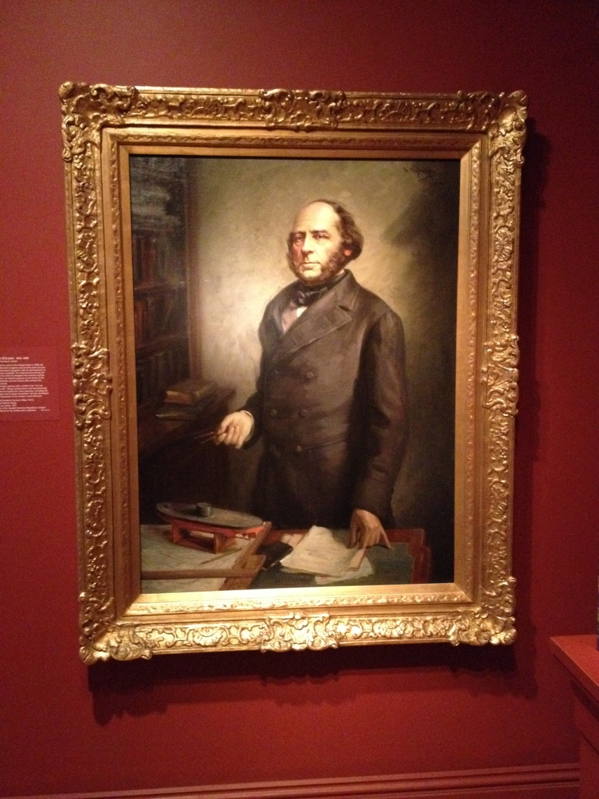 John Ericsson (1803-1889) Born in Sweden. Engineer and inventor.