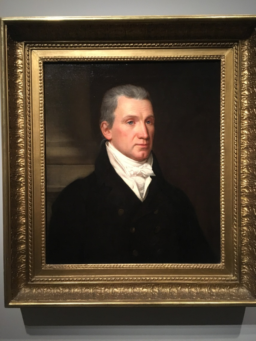 James Monroe (1758-1831) Fifth President 1718-25