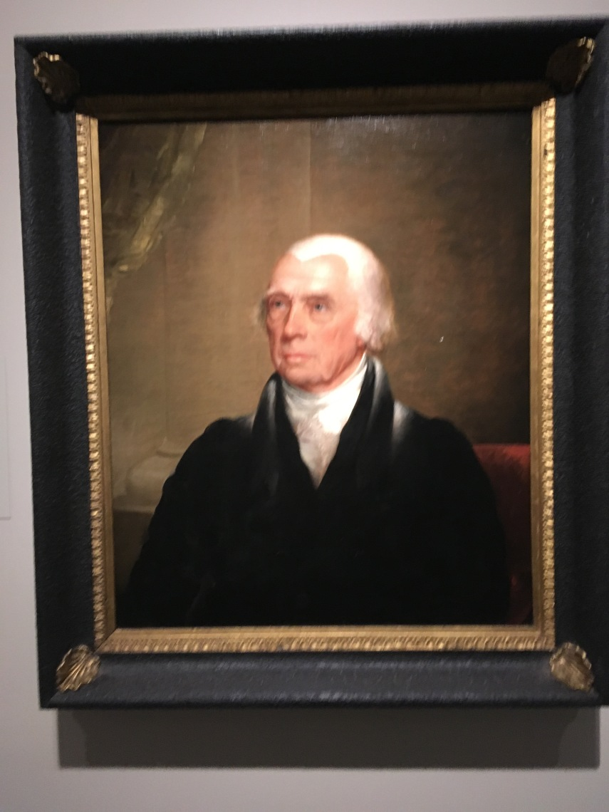 James Madison (1751-1836) Fourth President, 1809-1817)