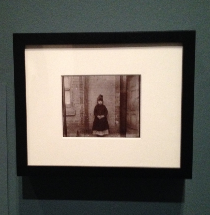 """I Scrubs"" Little Katie c.1882 from a dingy New York Alleyway.  Danish photographer Jacob Riis. He exposed the difficult lives in his 1890 book ""How the Other Half Lives"""