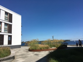 New apartments at Middelfart harbour