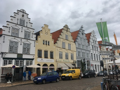 The Dutch houses in Friedrichstadt taken from another trip September 2018