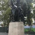 The Memorial for San Francisco Firemen at Washington SquarePark