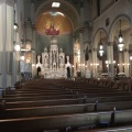 Inside Saint Peter & Paul Roman CatholicChurch
