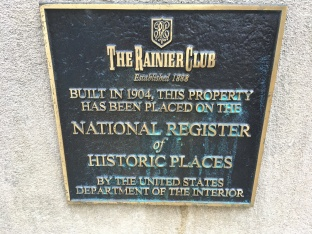The Rainier Club built in 1904