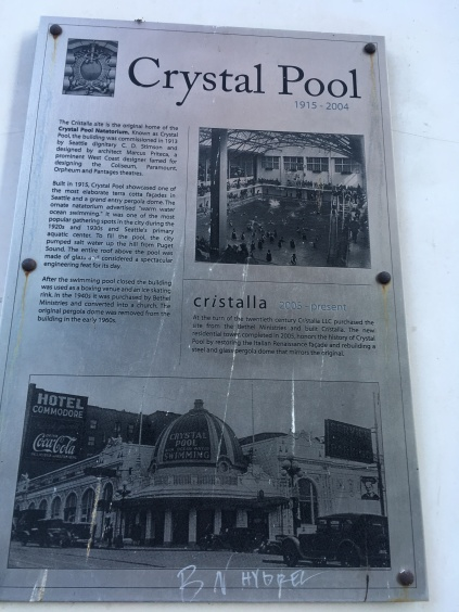 The Crystal Pool built1915. Bought by Bethel Church in the 1940s