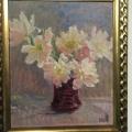 Susette Cathrine Holten, nee Skovgaard (1863-1937)Flowers