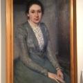Artist Johanne Krebs' A portrait of Susette Cathrine Holten, neeSkovgaard