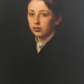 P.C. Skovgaard paintig of his fourteen years old son, Joakim Skovgaard in1871