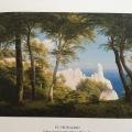 P.S. Skovgaard, 1850, View over Møns klint inDenmark