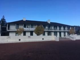 The Pacific House Museum at Monterey Historic Park