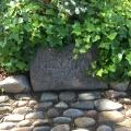 Kaj Munk's gravestone in the VedsersoeChurchyard