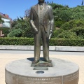 Joseph Strauss Legacy Circle at the Golden Gate Historical Park and VisitorCenter