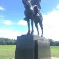 Equestrian on 'Stonewall* Jackson, Manassas,VA