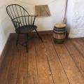from the interior of Historic Stone House, Manassas,VA