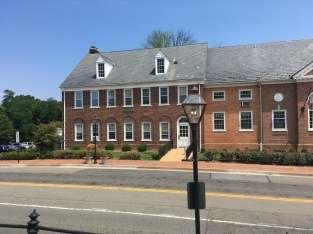 Fairfax Court House, Virginia