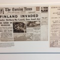 The Evening News from London November1939