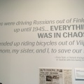 A young Finnish teenager escaped the Red Army in1939