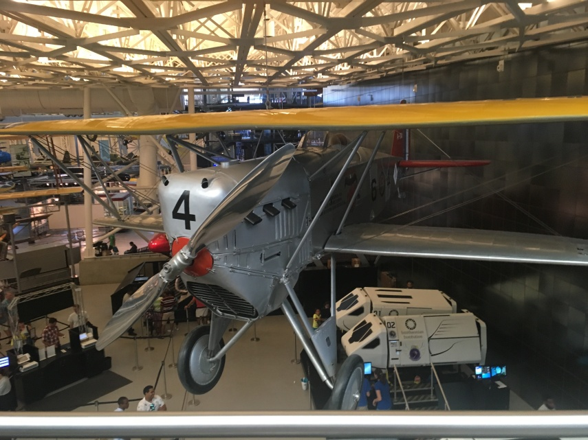 Boeing FB-5This plane served aboard the USS Langley and Saratoga in 1930