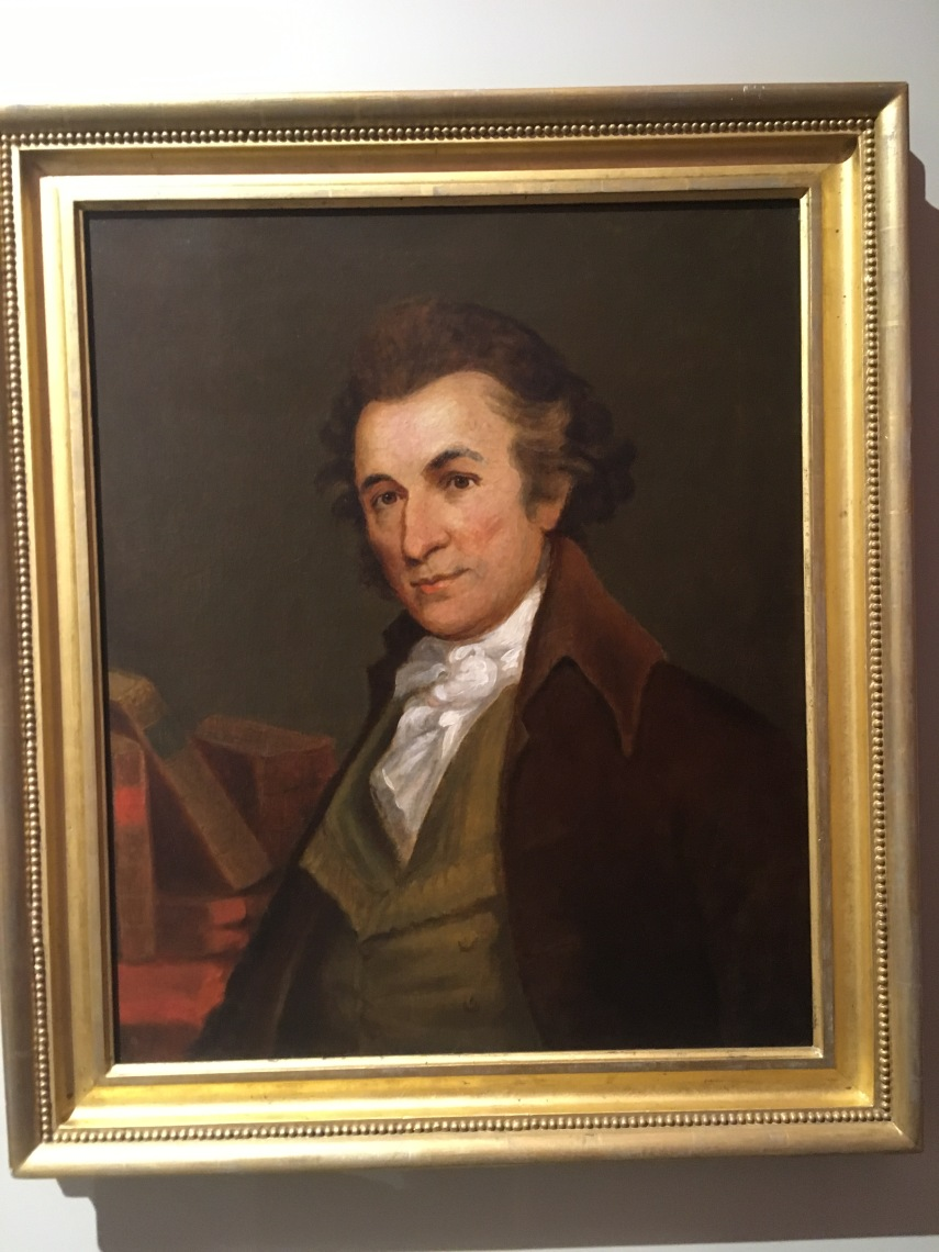Thomas Paine (1737-1809). He wrote his Common Sense pamphlets to motivate and provoke Americans to take a stand for independence