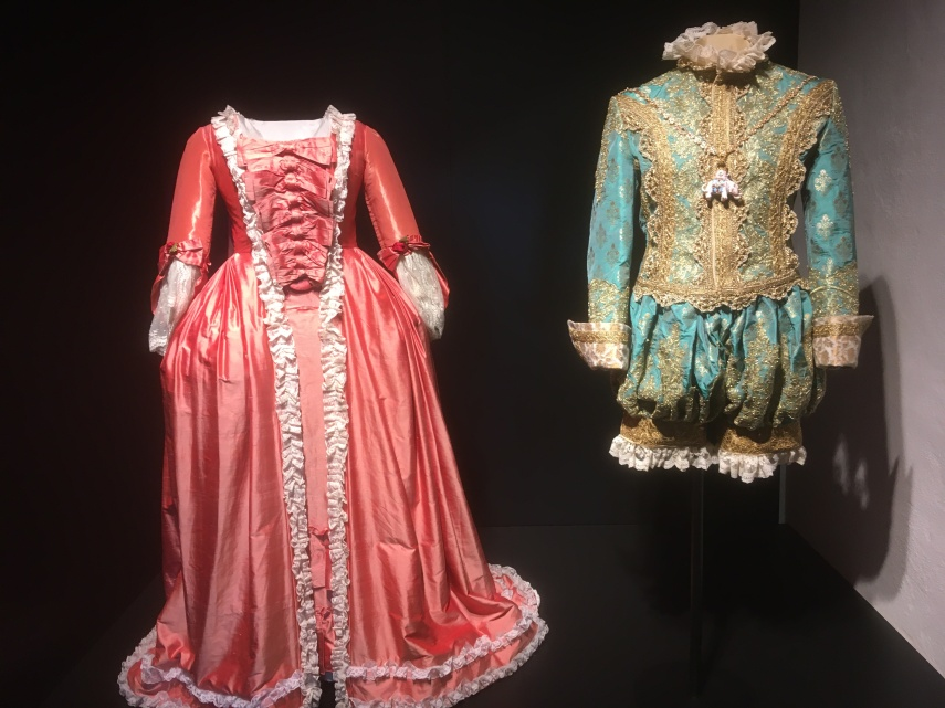 Royal costumes