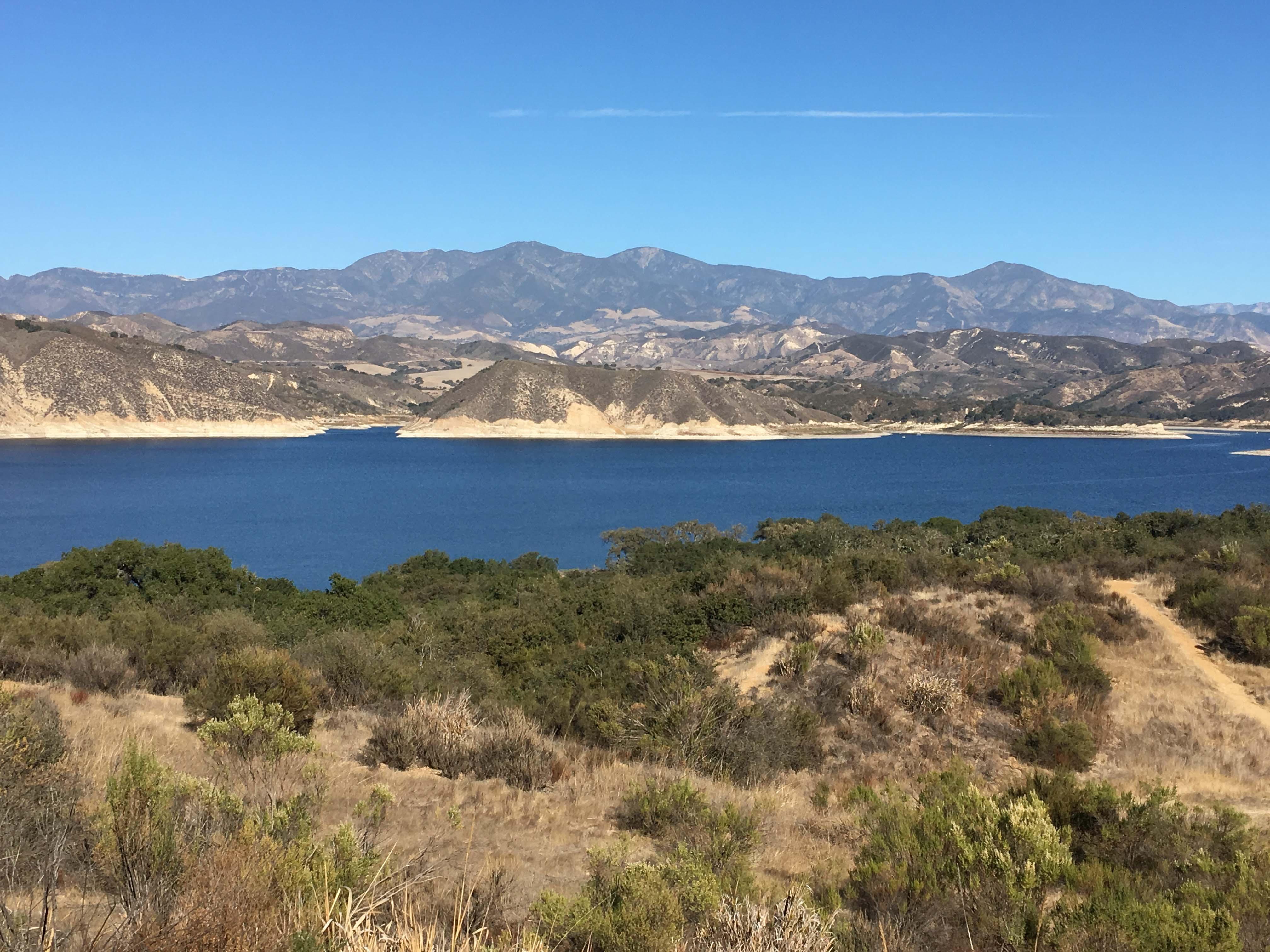 Cachuma Lake, Santa Barbara, CA