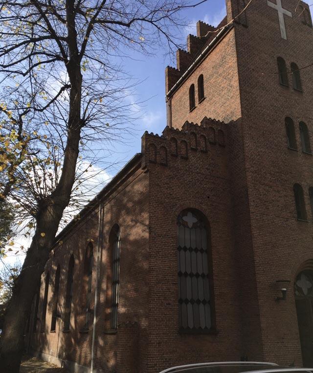 Christ Church in Copenhagen